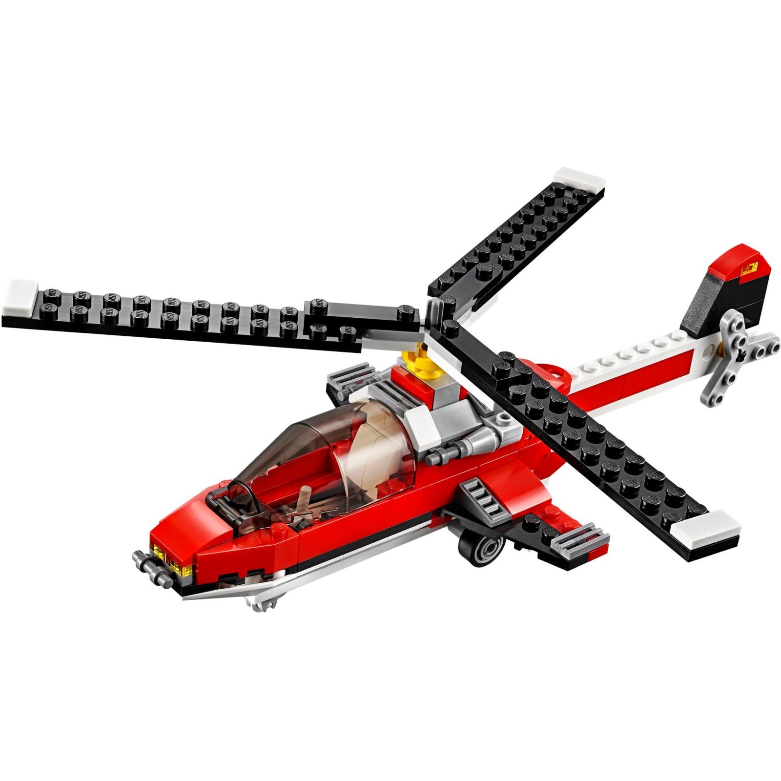Конструктор LEGO Creator Путешествие по воздуху (31047) изображение 4