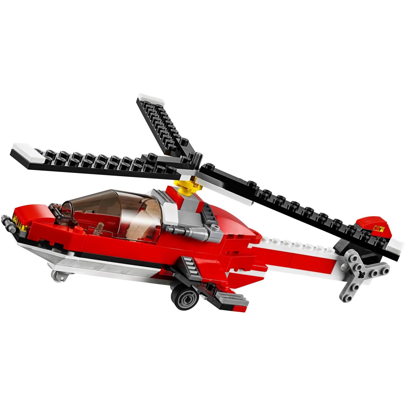 Конструктор LEGO Creator Путешествие по воздуху (31047) изображение 5