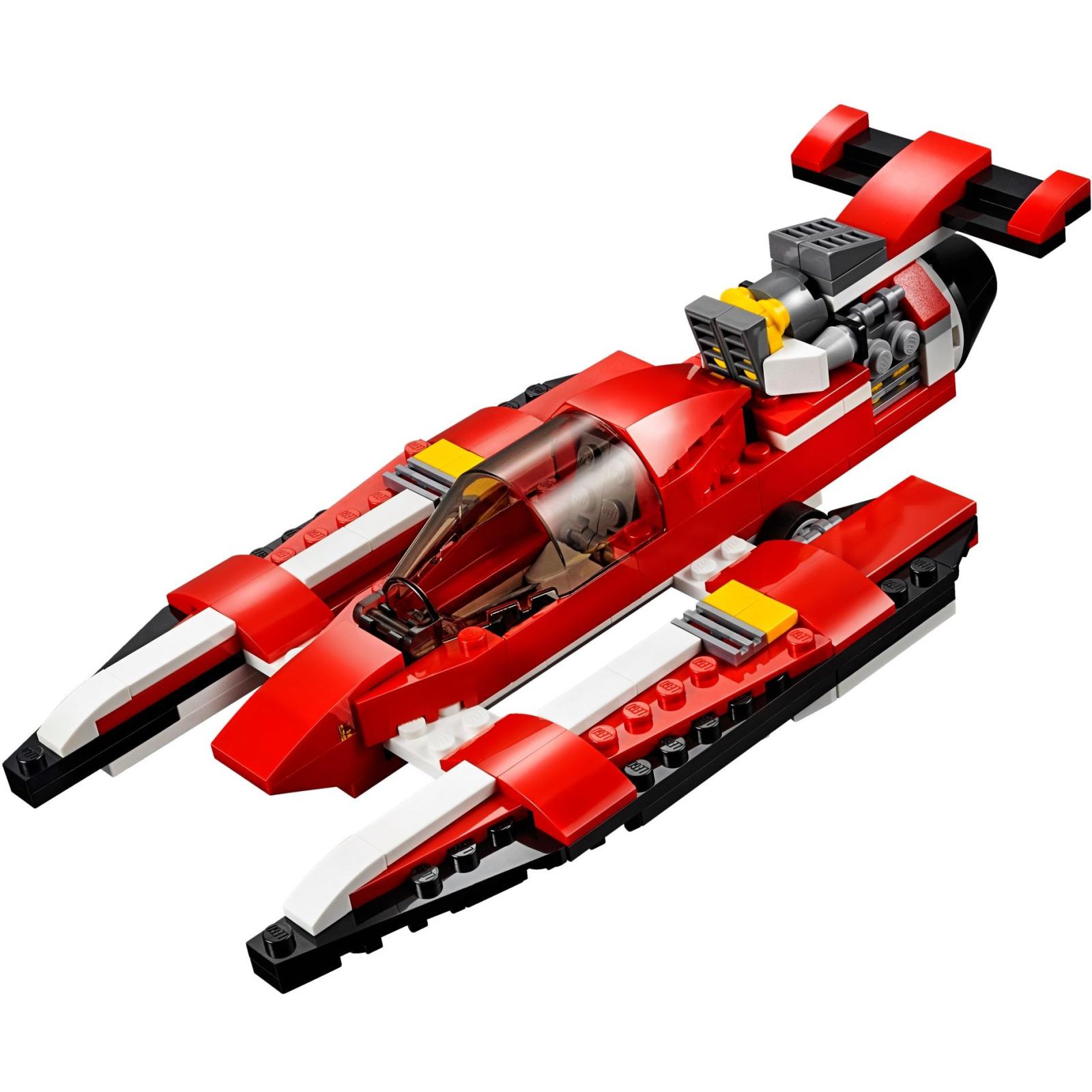 Конструктор LEGO Creator Путешествие по воздуху (31047) изображение 6