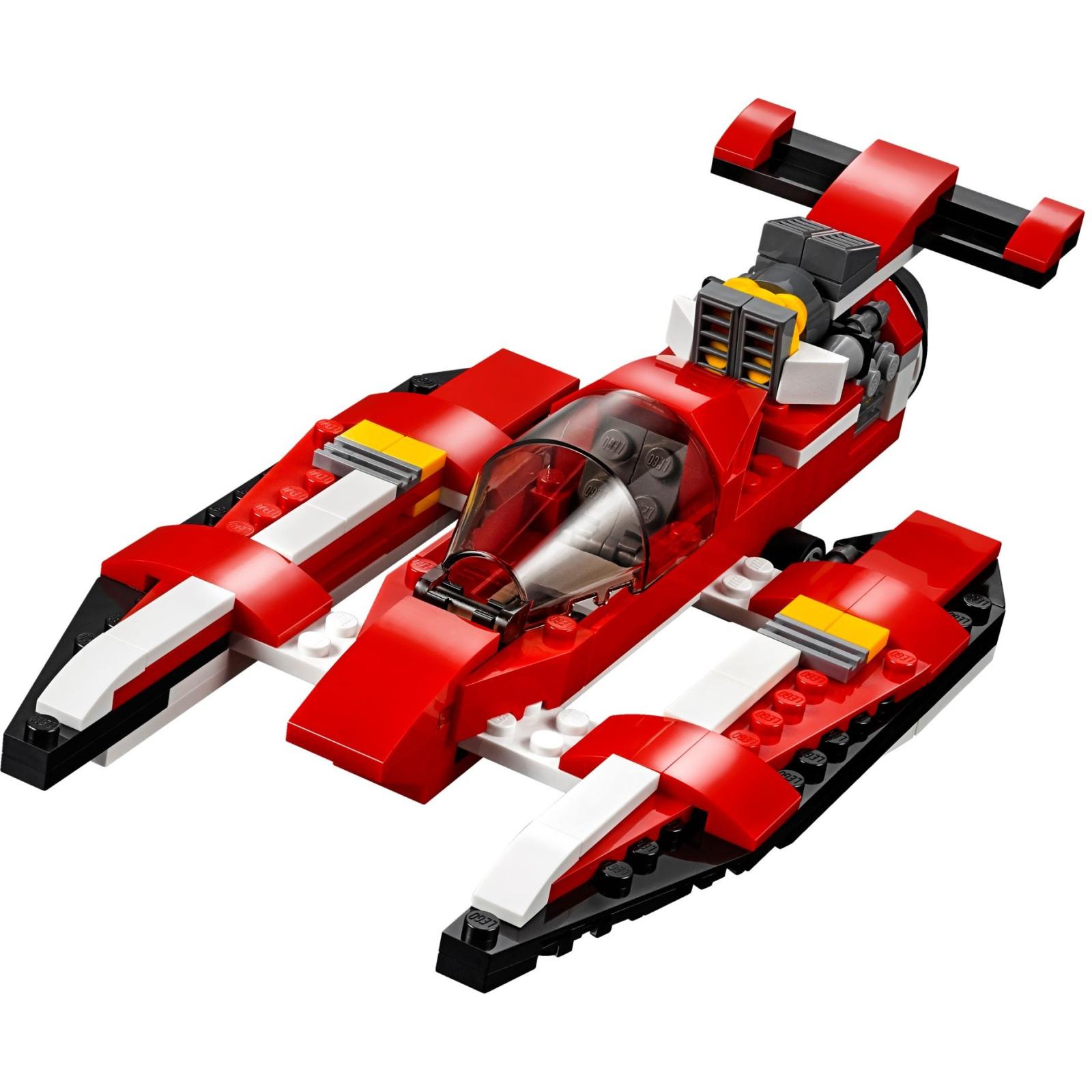 Конструктор LEGO Creator Путешествие по воздуху (31047) изображение 7