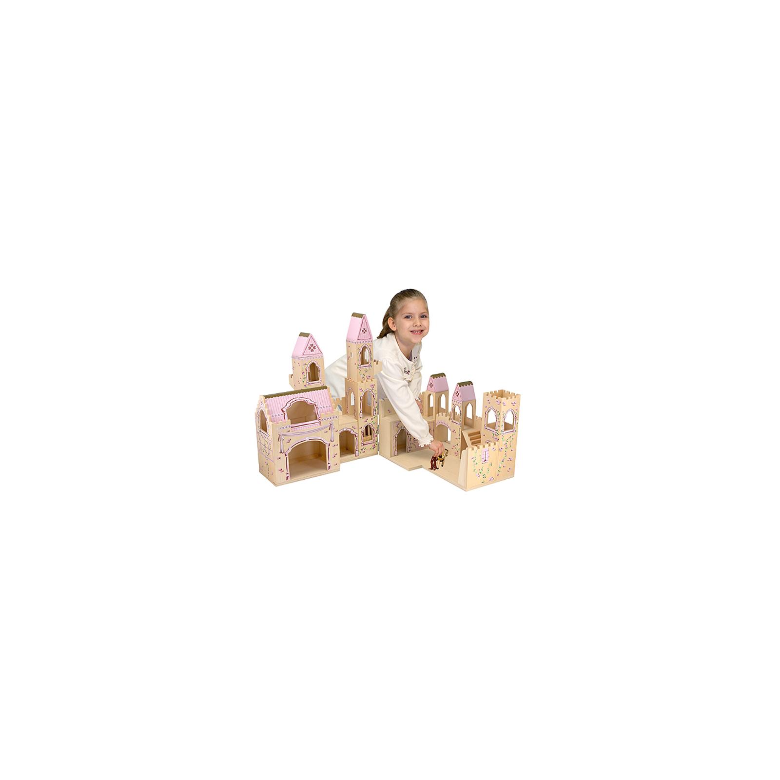 Игровой набор Melissa&Doug Замок принцессы (MD11263) изображение 3