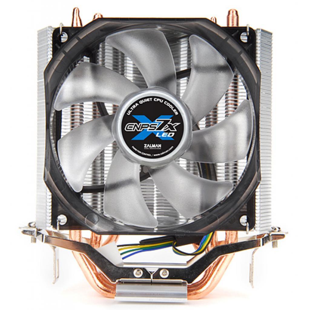 Кулер для процессора Zalman CNPS7X LED+ изображение 2
