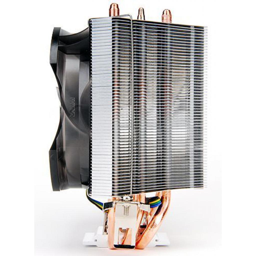 Кулер для процессора Zalman CNPS7X LED+ изображение 4