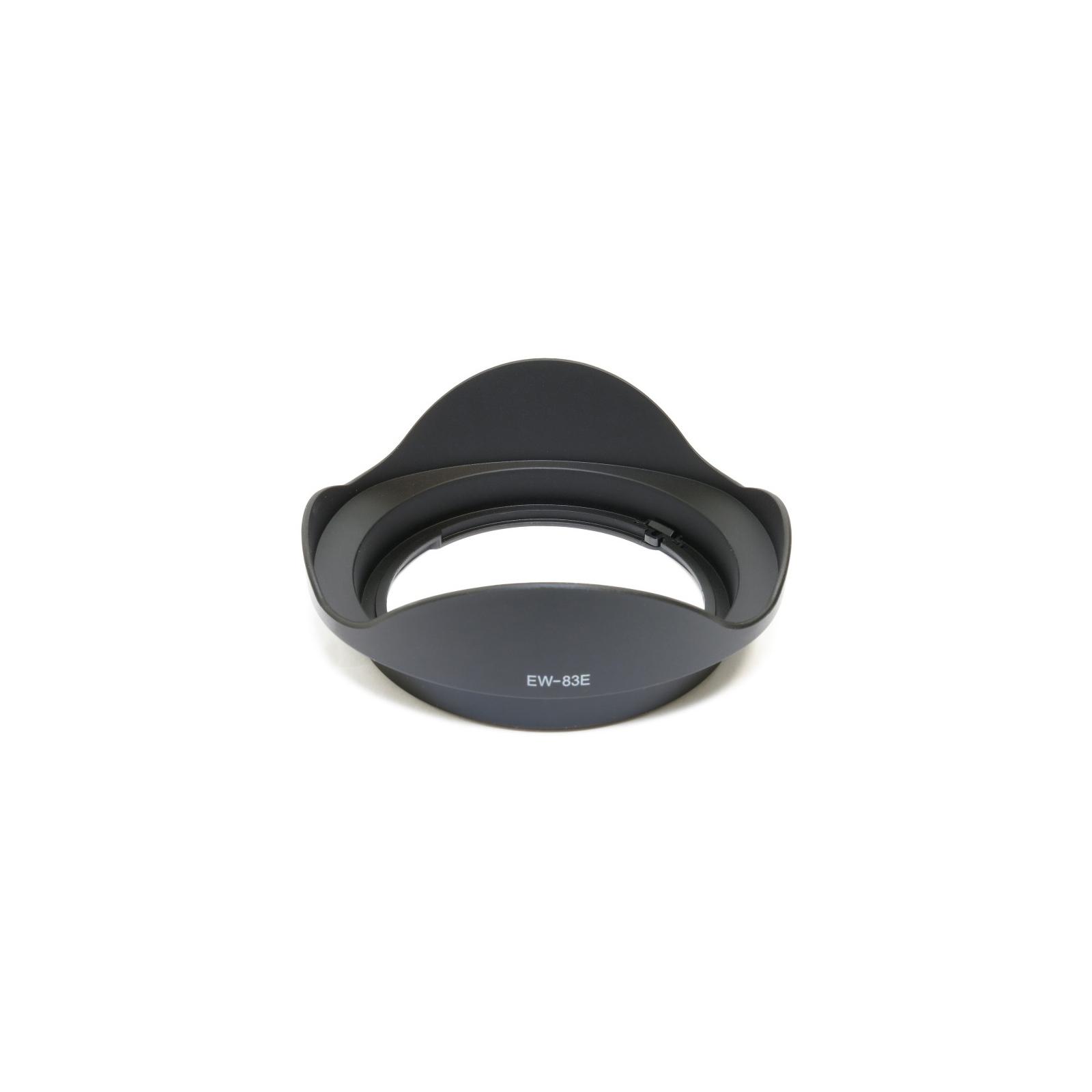 Бленда к объективу EXTRADIGITAL EW-83E (LHC3706) изображение 2