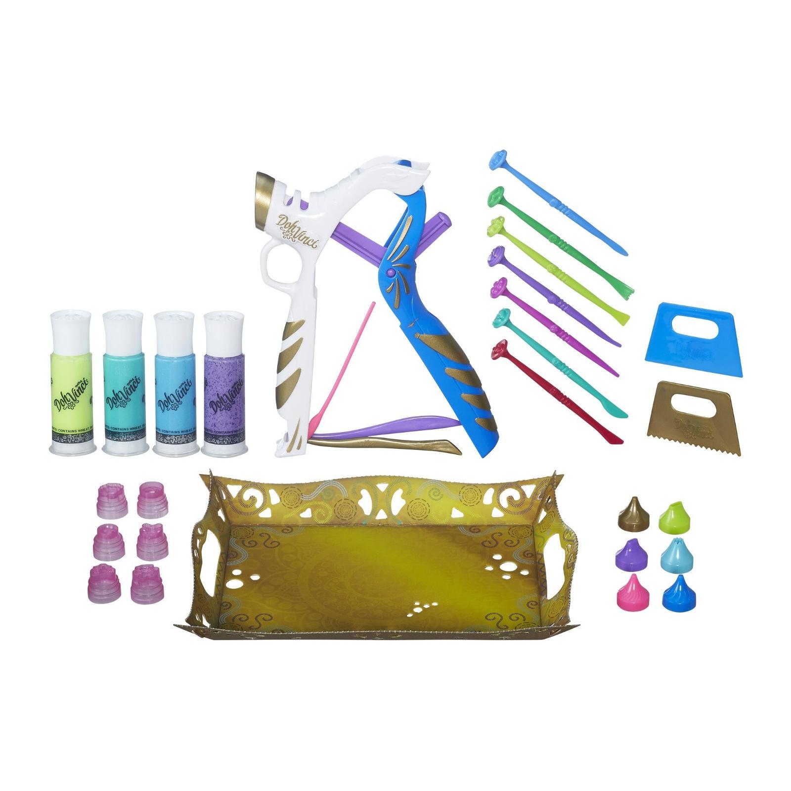 Набор для творчества Hasbro DohVinci Платиновый Стайлер (B4935) изображение 2