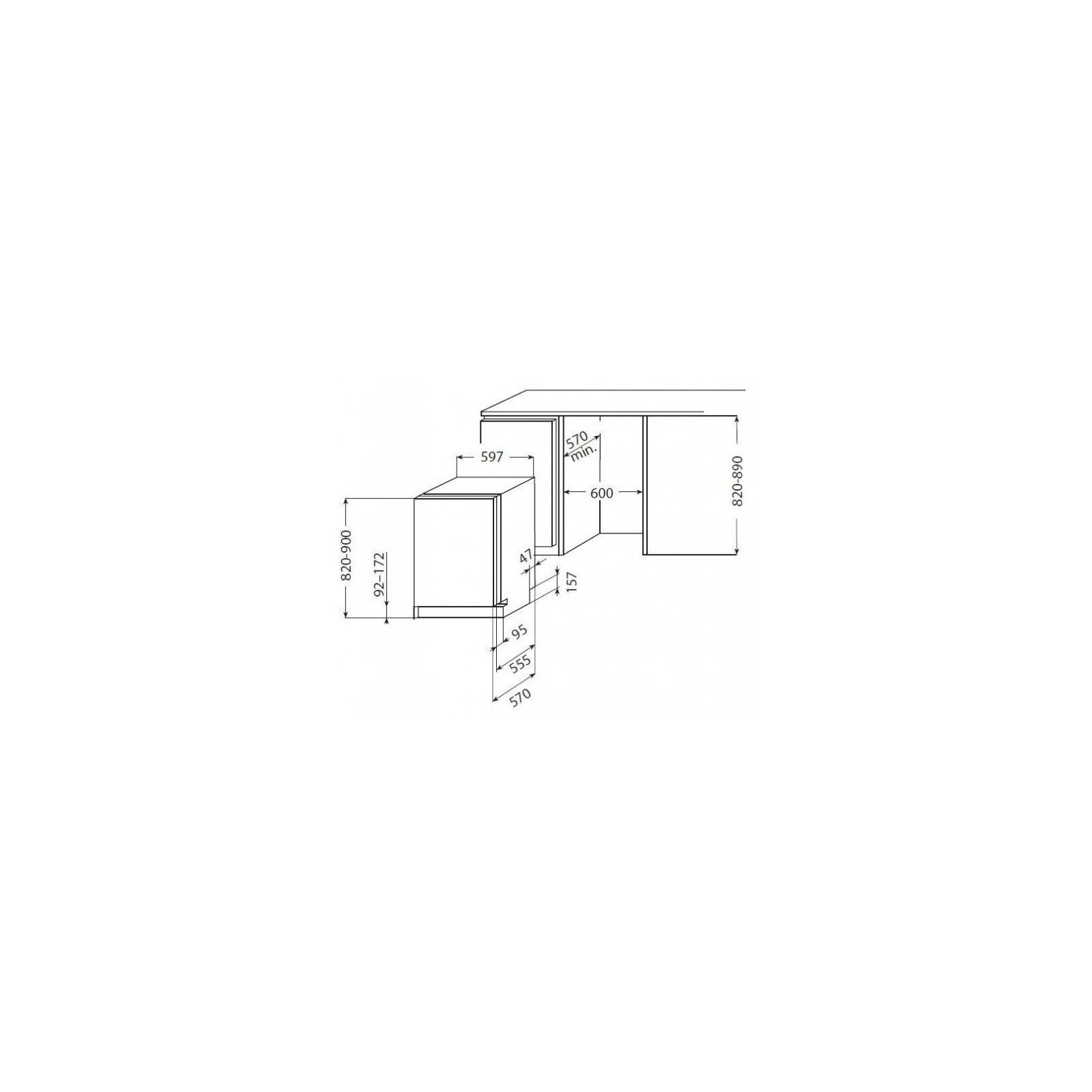 Посудомоечная машина Interline DWI 606 изображение 2