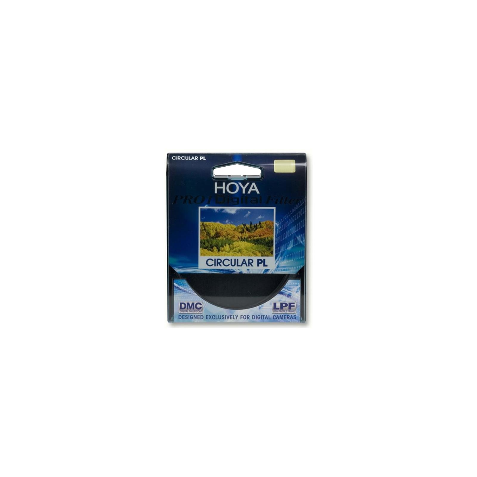 Светофильтр Hoya Pol-Circular Pro1 Digital 58mm (0024066040565) изображение 2