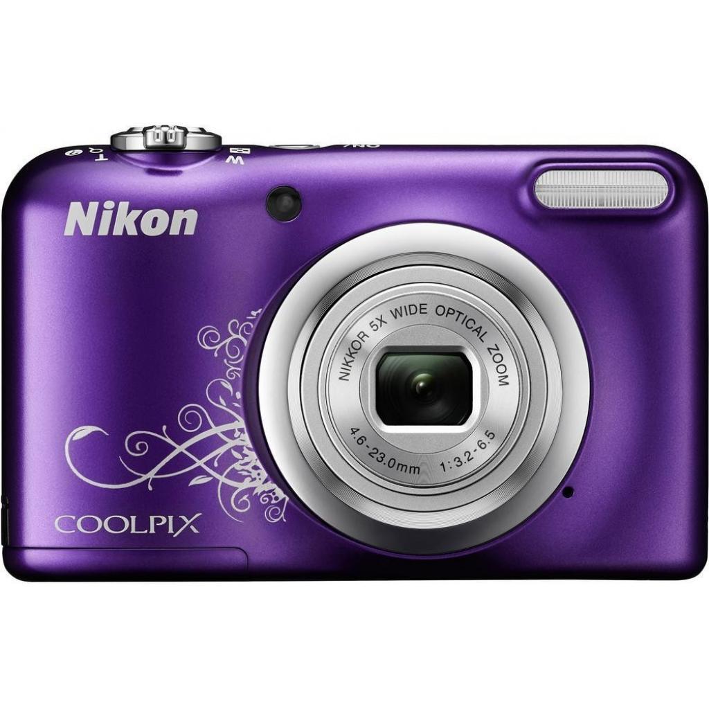 Цифровой фотоаппарат Nikon Coolpix A10 Purple Lineart (VNA983E1) изображение 2