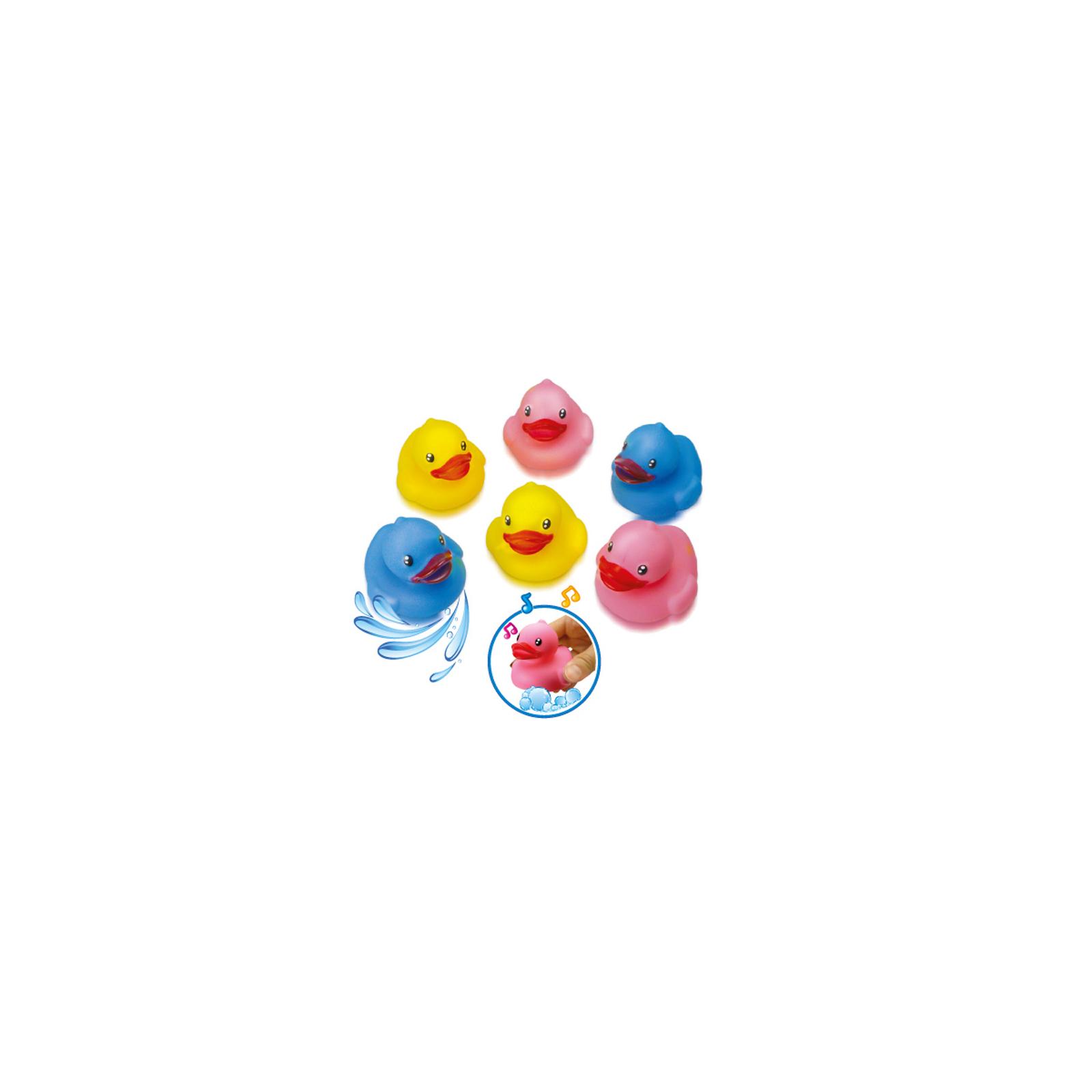 Игрушка для ванной BeBeLino Яркие утята (57086) изображение 2