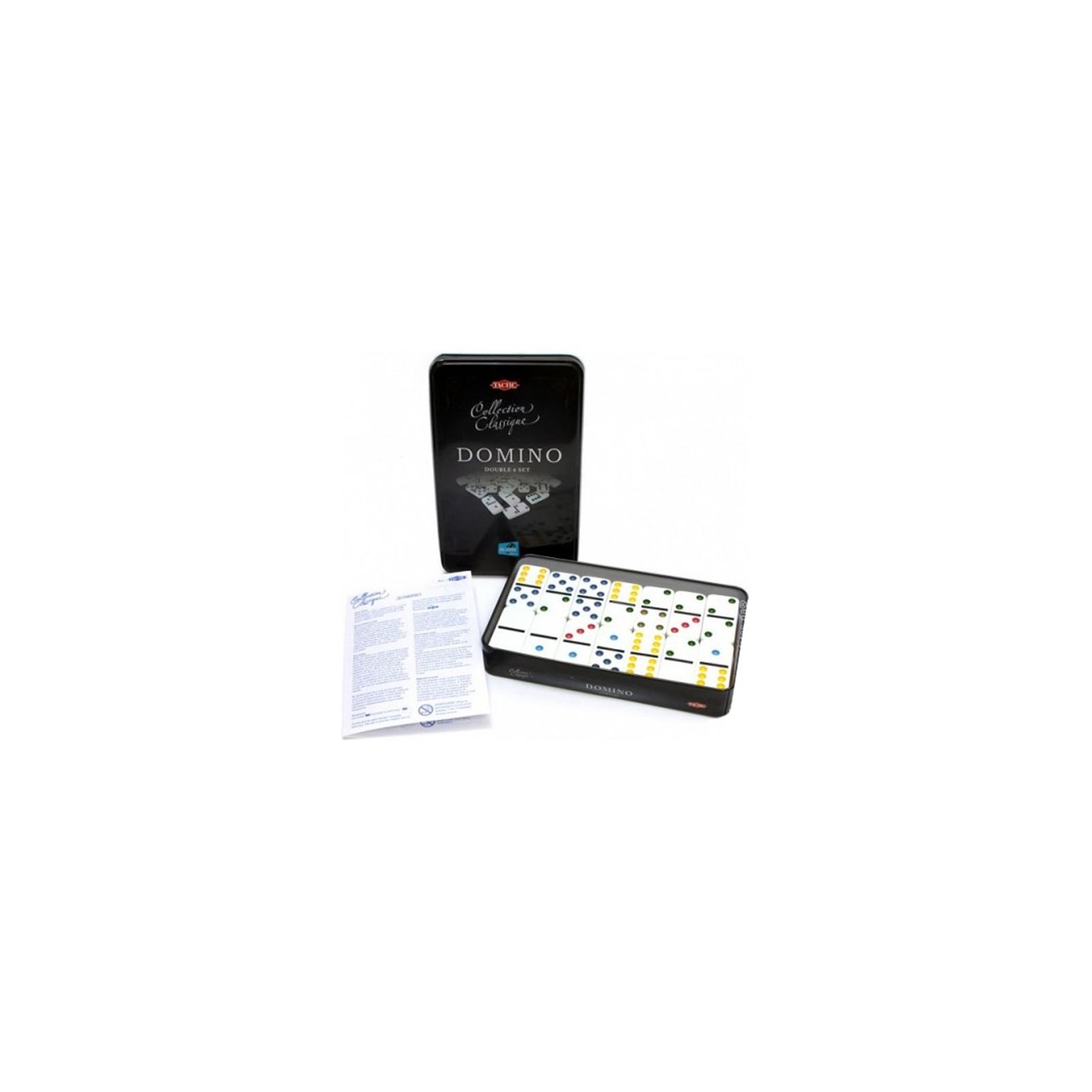 Настольная игра Tactic Домино (14000) изображение 2