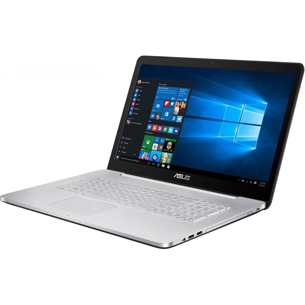 Ноутбук ASUS N752VX (N752VX-GB156T) изображение 4