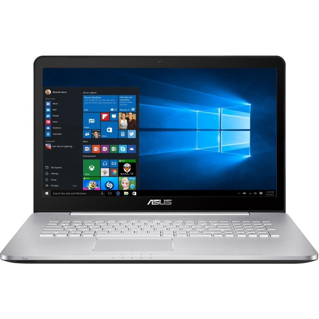 Ноутбук ASUS N752VX (N752VX-GB156T)