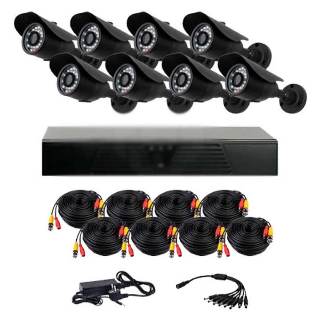 Комплект видеонаблюдения CoVi HVK-4001 AHD KIT