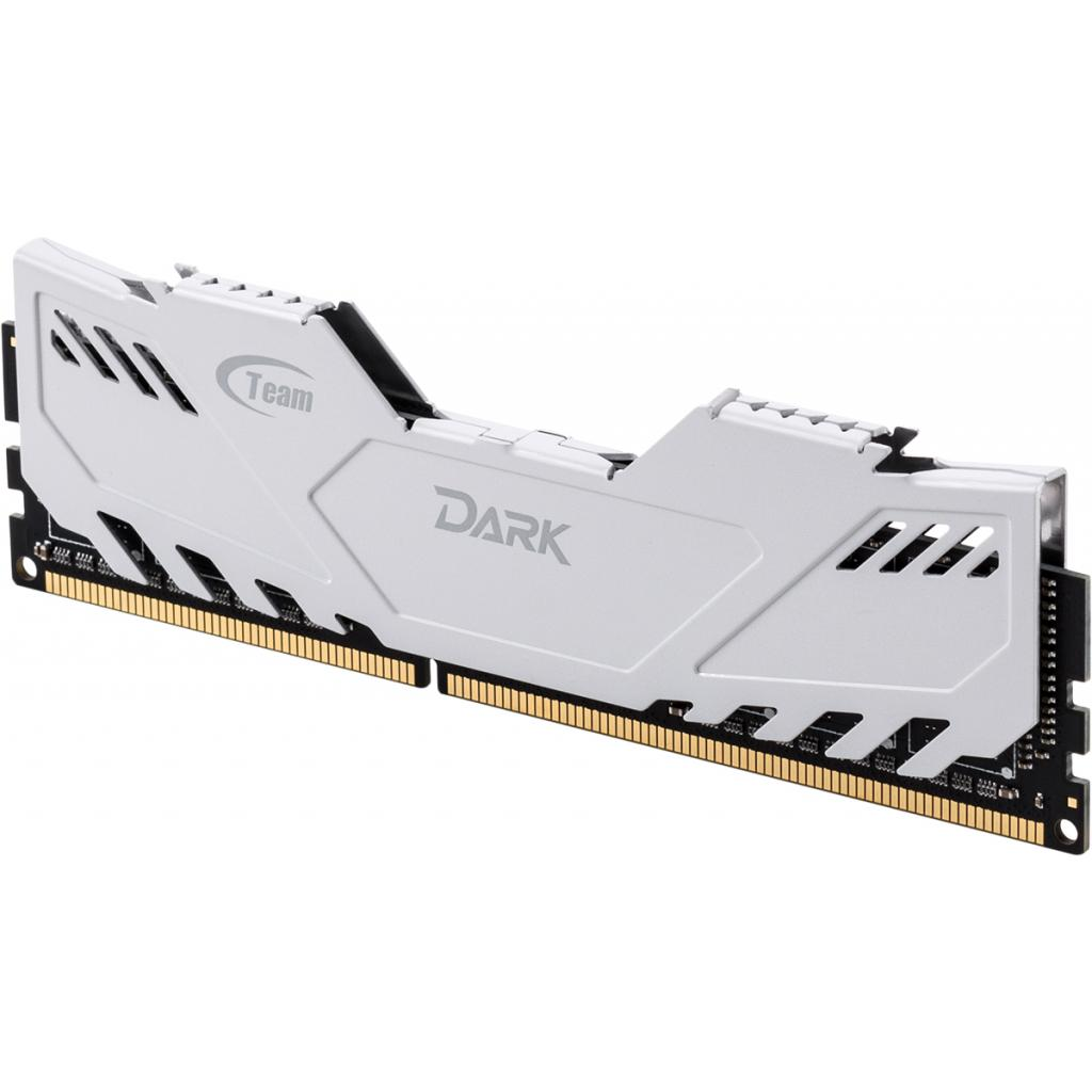 Модуль памяти для компьютера DDR3 4GB 1600 MHz Dark Series White Team (TDWED34G1600HC901) изображение 5