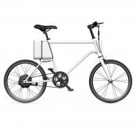 Электровелосипед Xiaomi YunBike C1 Men's Silver (C1-EB-M-S-002)