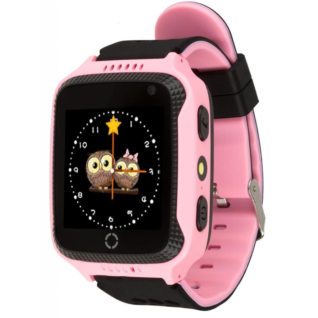 Смарт-годинник ATRIX Smart Watch iQ600 GPS Pink ціни в Києві та ... 7cad297be3957