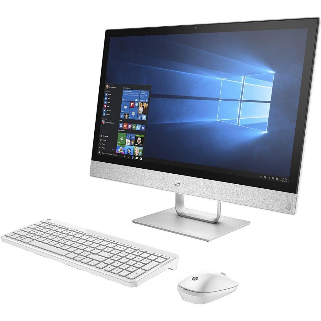 """Компьютер HP Pavilion AiO 23.8"""" (3QV40EA) изображение 2"""