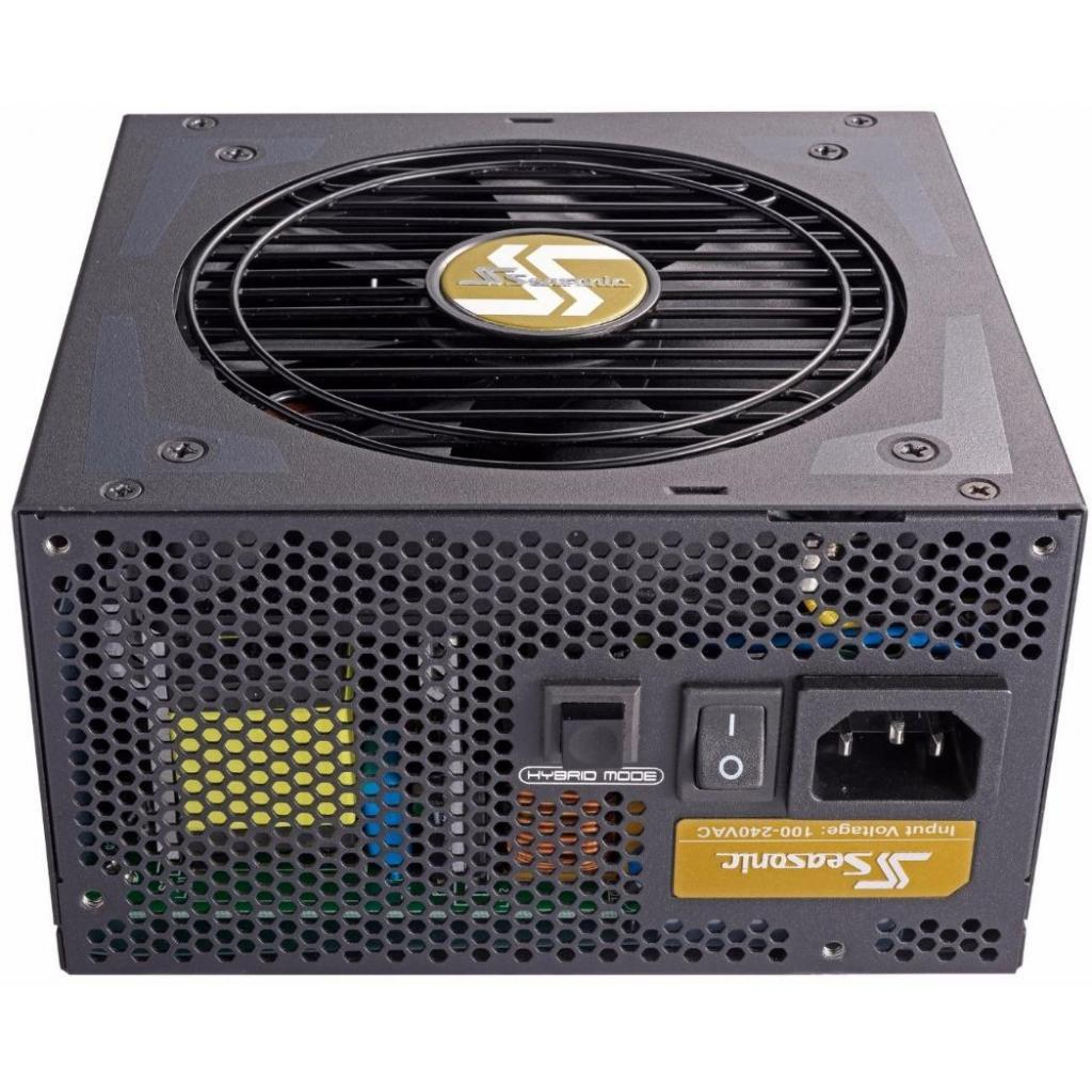 Блок питания Seasonic 1000W FOCUS Plus Gold (SSR-1000FX) изображение 2