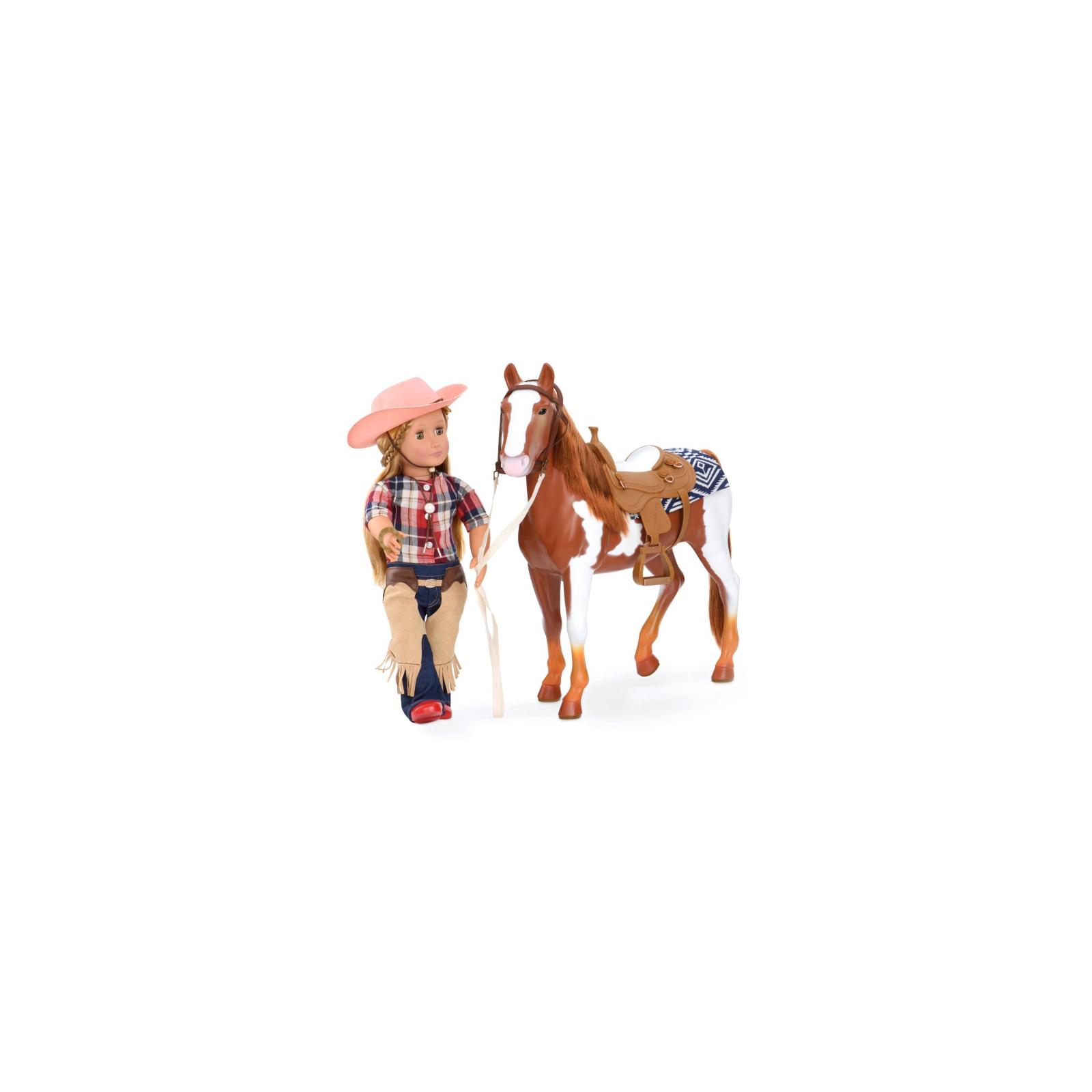 Аксесуар до ляльки Our Generation Родео (BD37284Z) зображення 2
