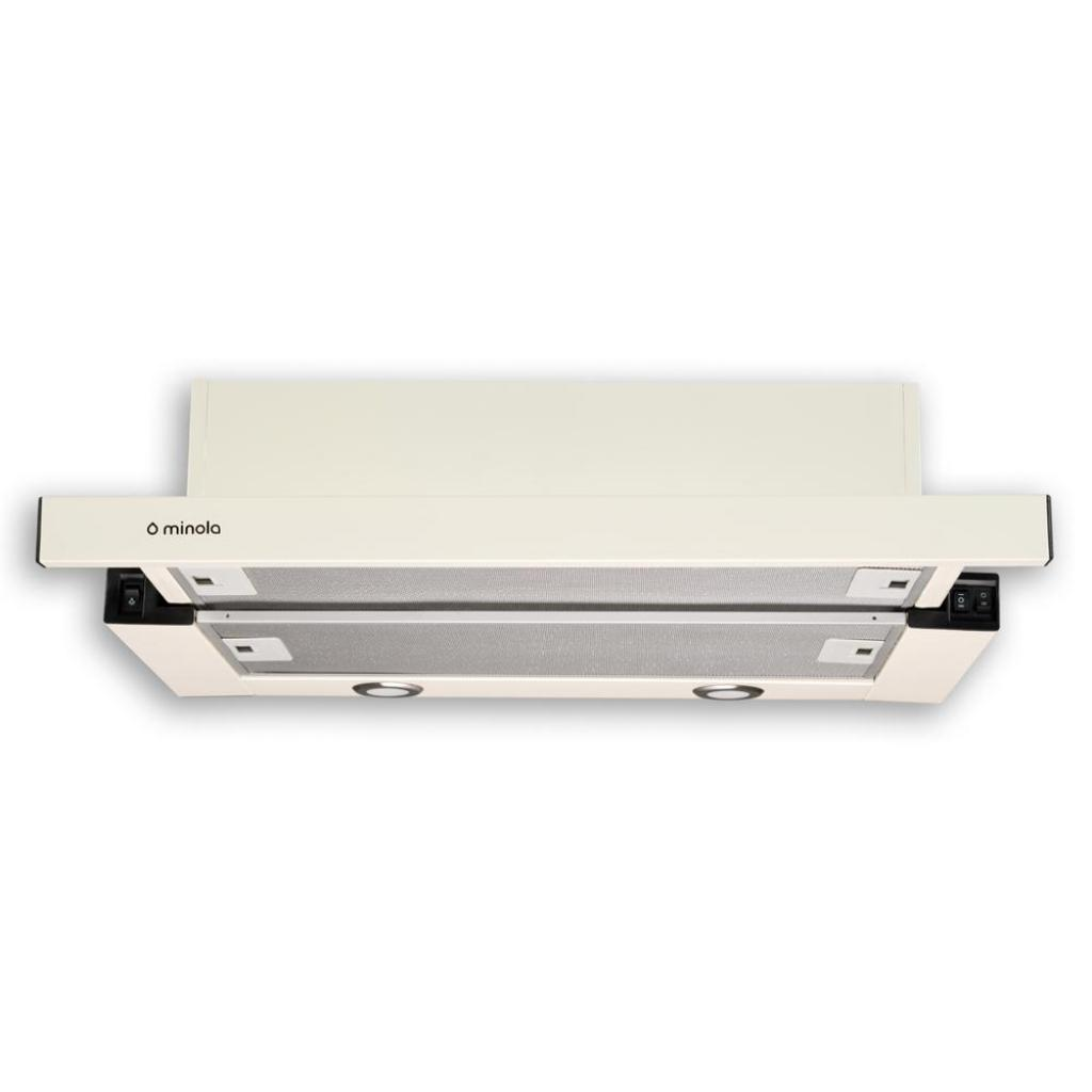 Вытяжка кухонная MINOLA HTL 6012 IV 450 LED изображение 2
