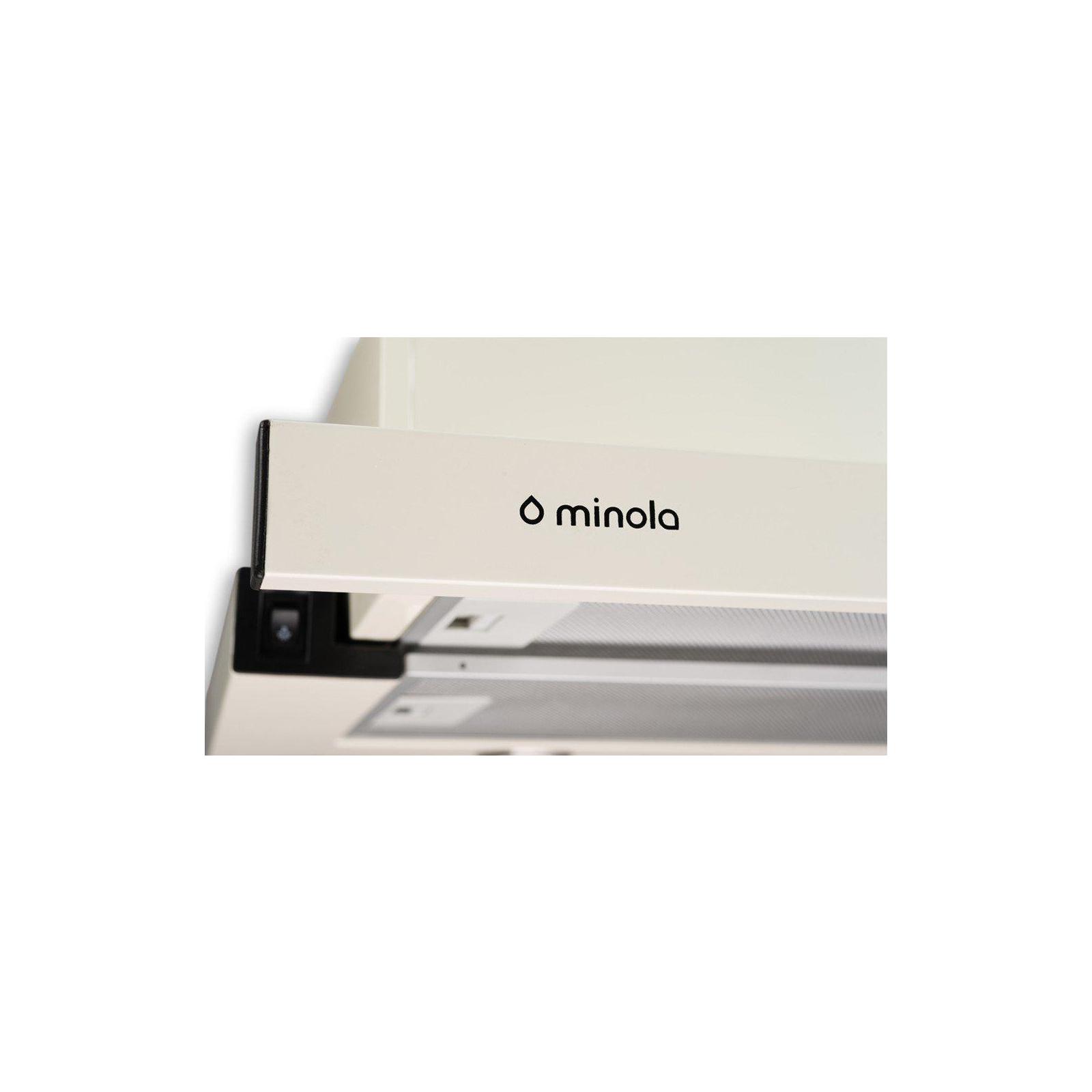 Вытяжка кухонная MINOLA HTL 6012 IV 450 LED изображение 4