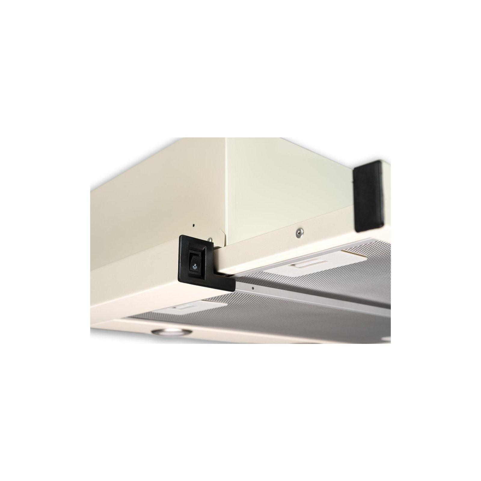 Вытяжка кухонная MINOLA HTL 6012 IV 450 LED изображение 5