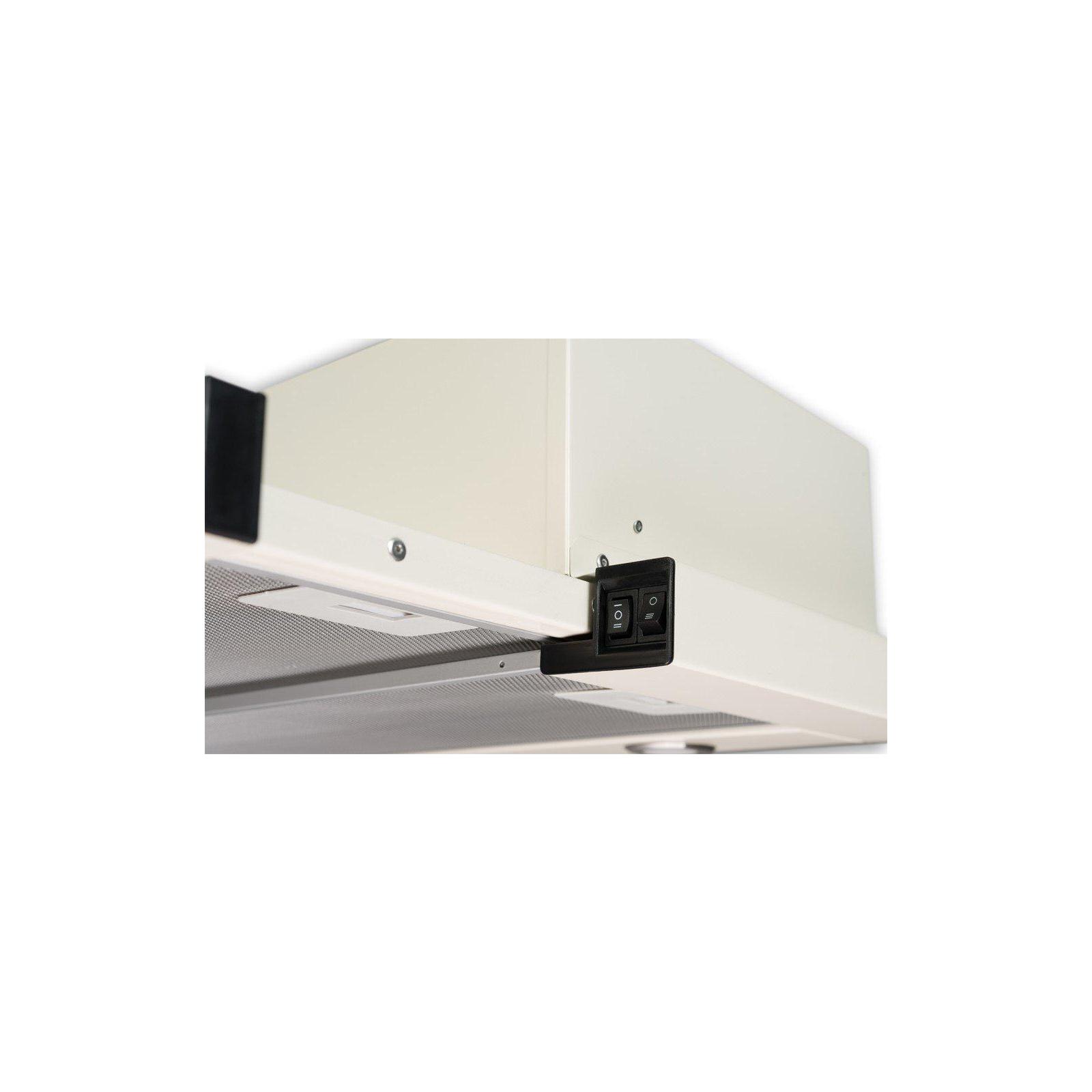 Вытяжка кухонная MINOLA HTL 6012 IV 450 LED изображение 6