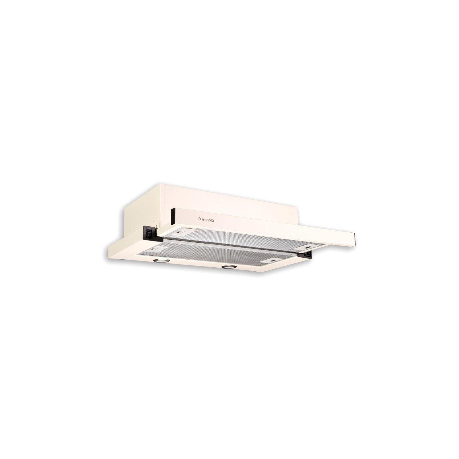 Вытяжка кухонная MINOLA HTL 6012 IV 450 LED