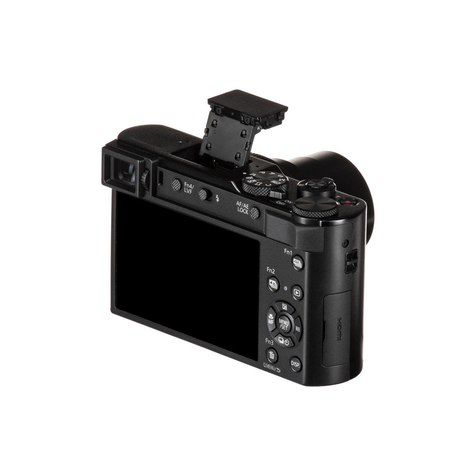 Цифровой фотоаппарат PANASONIC LUMIX DC-TZ200 Black (DC-TZ200EE-K) изображение 11