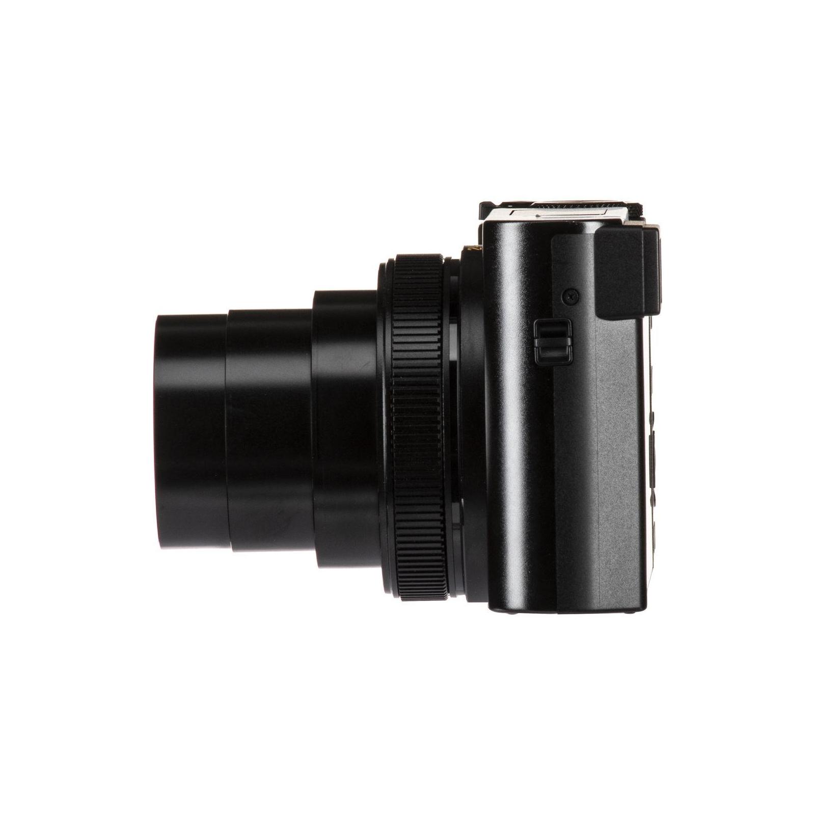 Цифровой фотоаппарат PANASONIC LUMIX DC-TZ200 Black (DC-TZ200EE-K) изображение 5