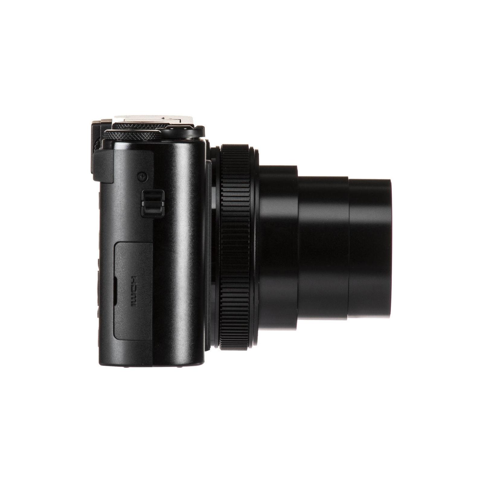 Цифровой фотоаппарат PANASONIC LUMIX DC-TZ200 Black (DC-TZ200EE-K) изображение 6