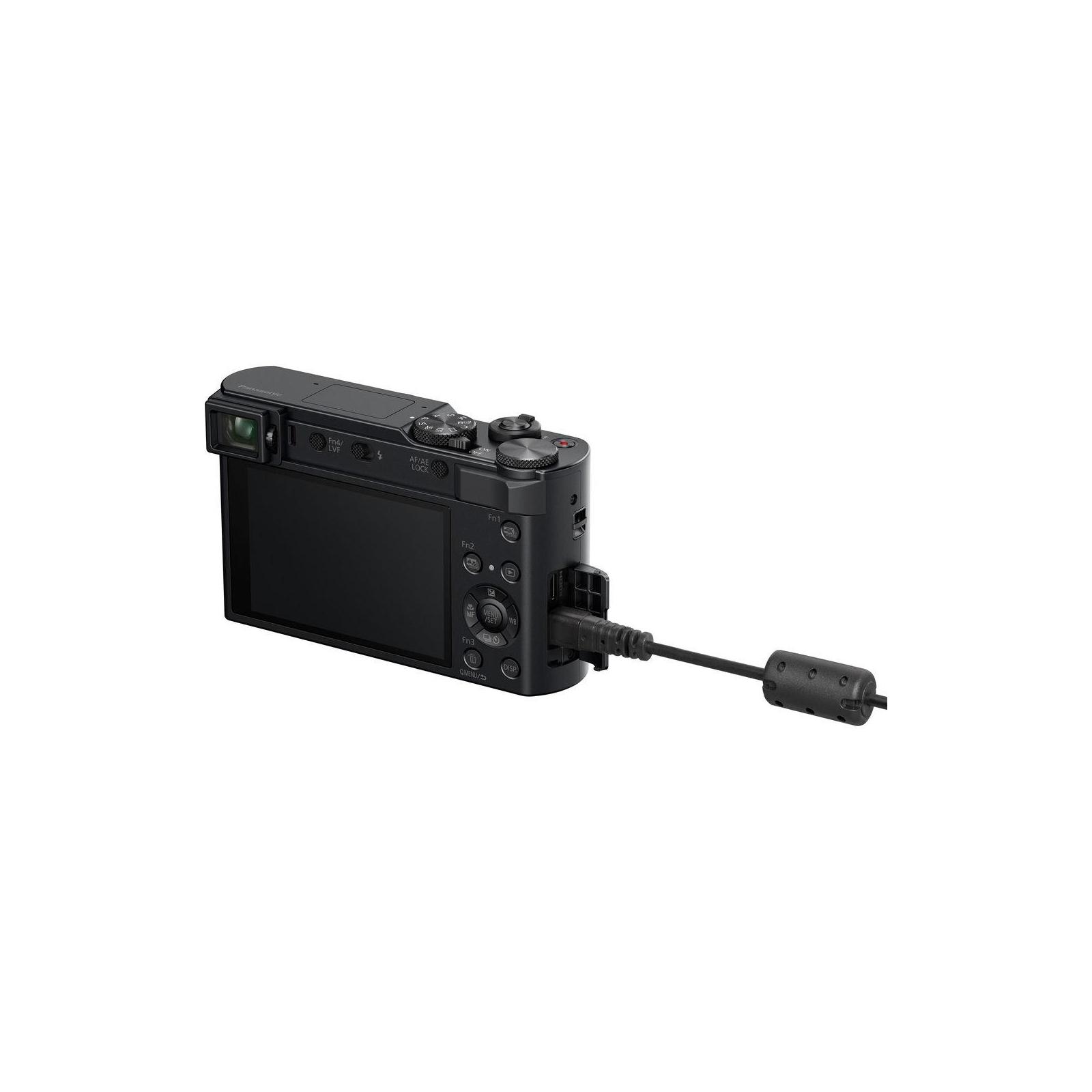 Цифровой фотоаппарат PANASONIC LUMIX DC-TZ200 Black (DC-TZ200EE-K) изображение 7