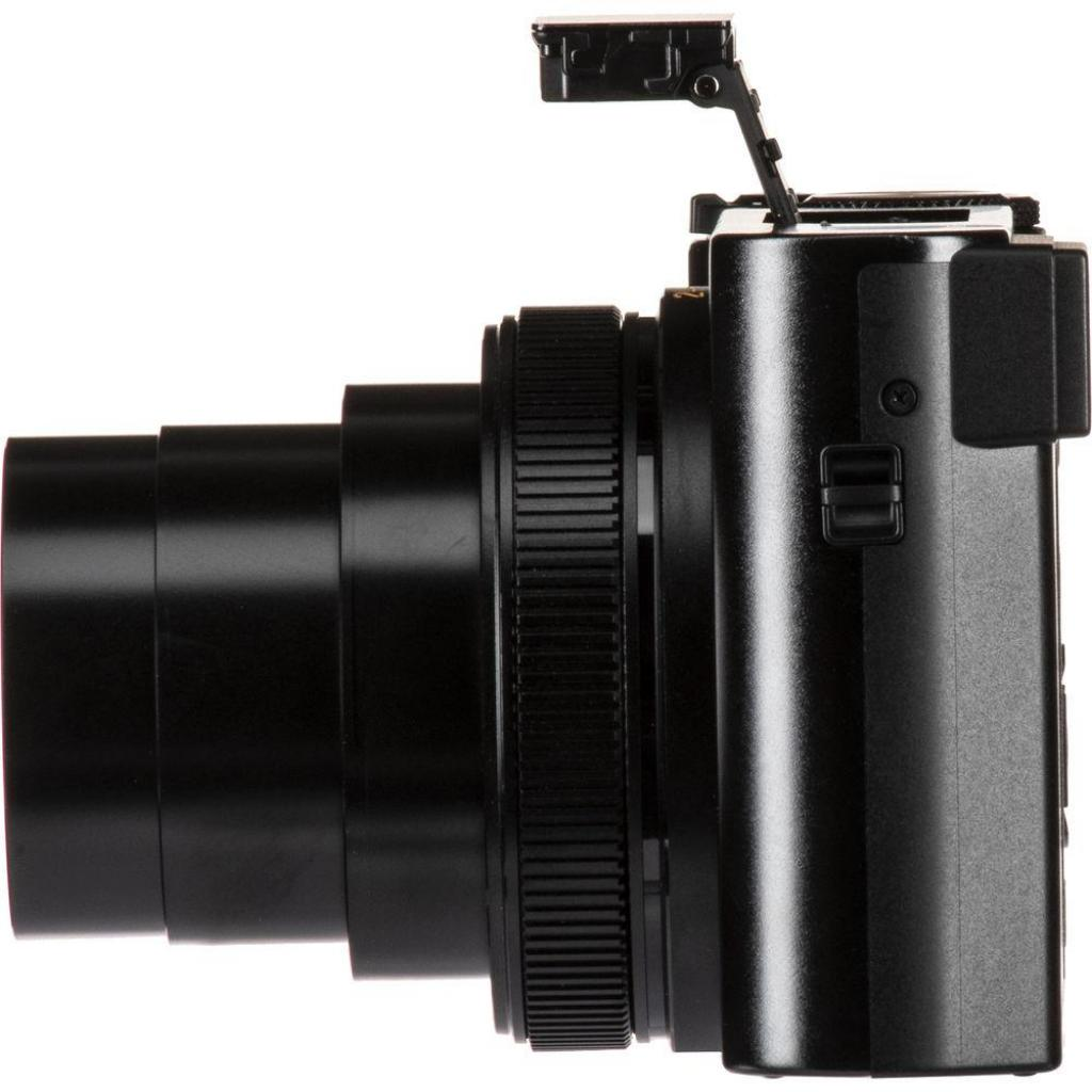 Цифровой фотоаппарат PANASONIC LUMIX DC-TZ200 Black (DC-TZ200EE-K) изображение 8