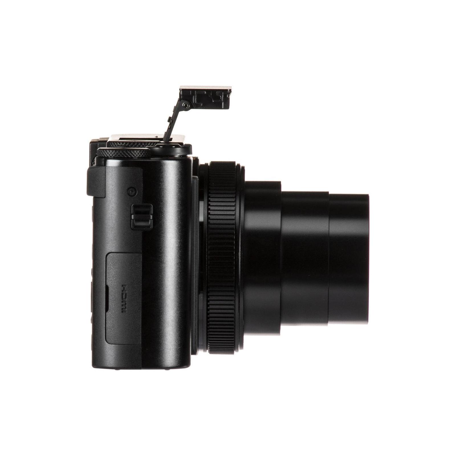 Цифровой фотоаппарат PANASONIC LUMIX DC-TZ200 Black (DC-TZ200EE-K) изображение 9