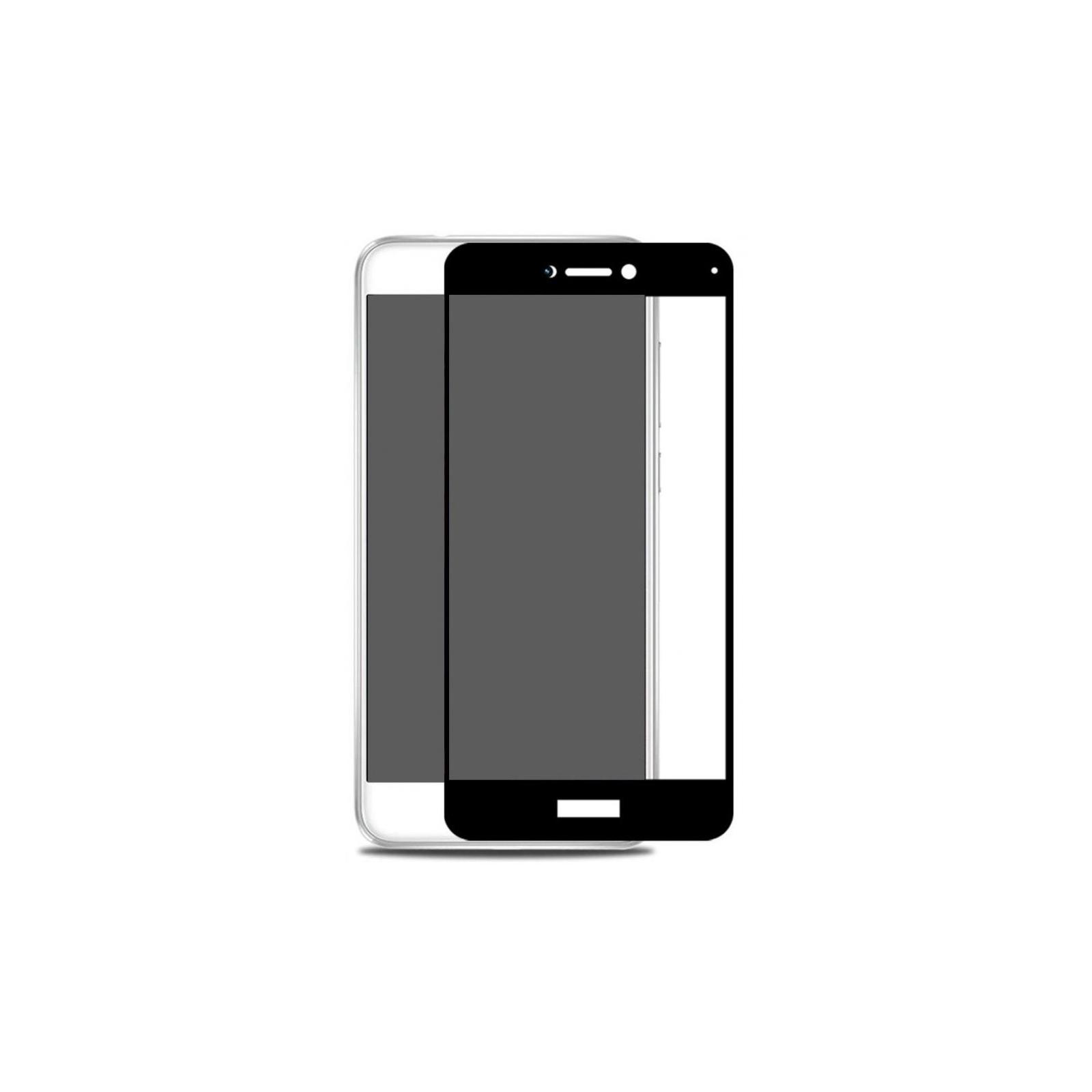 Стекло защитное Drobak для Honor 8 Lite Black Full screen (448413) изображение 2