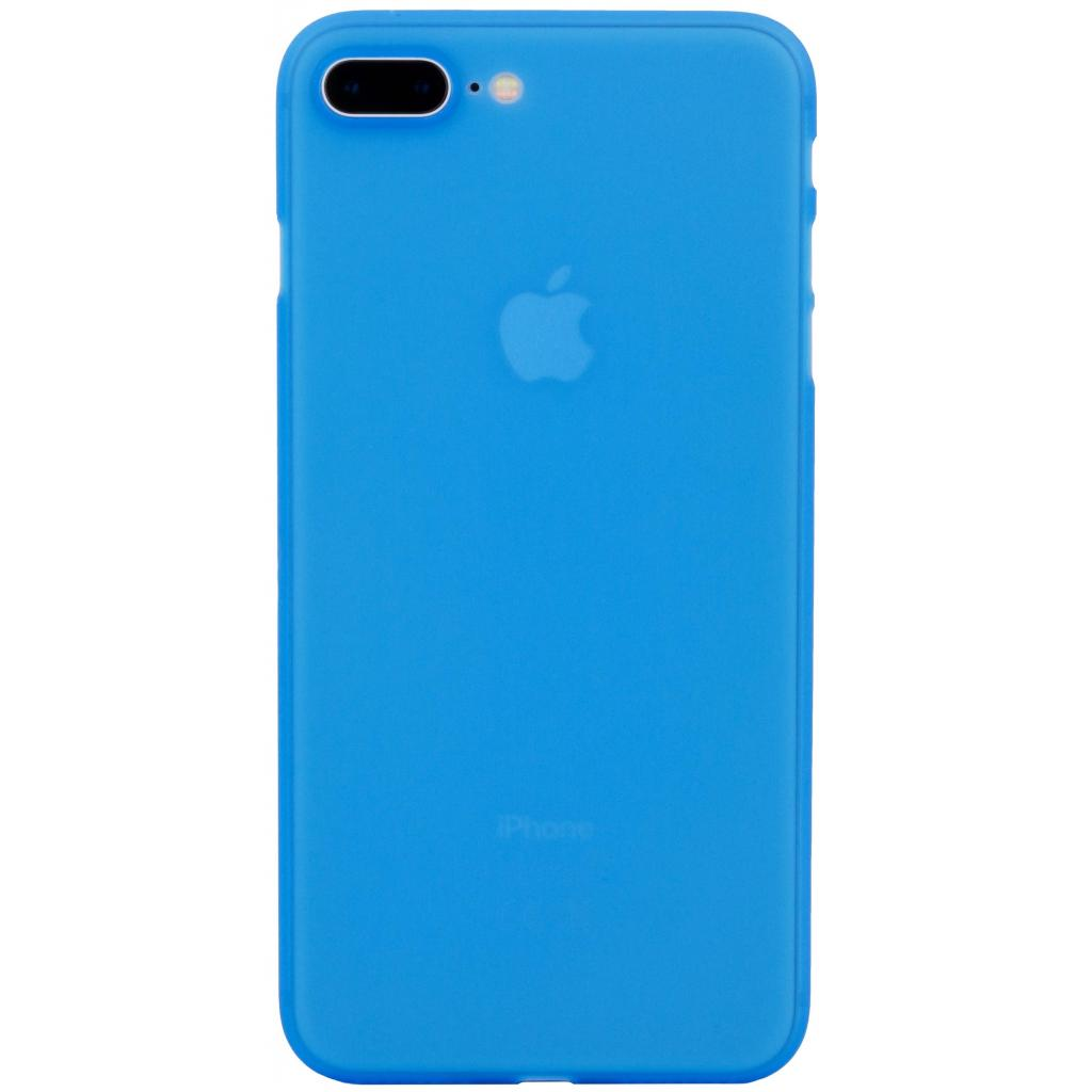 Чехол для моб. телефона MakeFuture PP/Ice Case для Apple iPhone 8 Plus Blue (MCI-AI8PBL)
