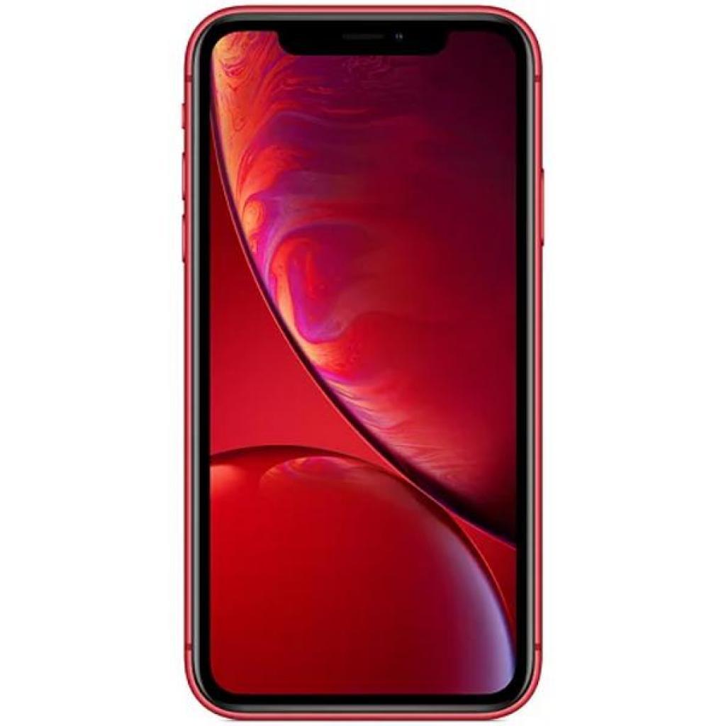 Мобильный телефон Apple iPhone XR 256Gb PRODUCT(Red) (MRYM2FS/A)