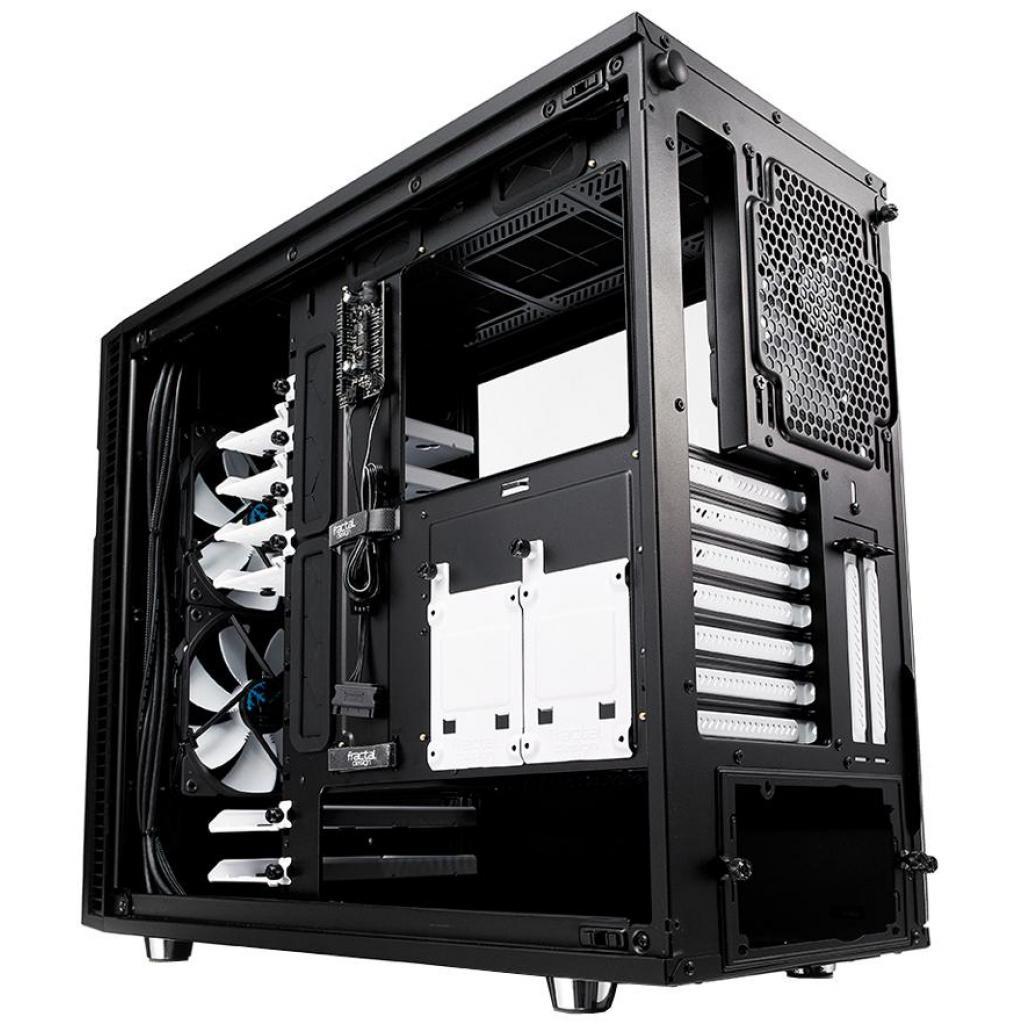 Корпус Fractal Design Define R6 Black Pealr (FD-CA-DEF-R6-BK) изображение 12