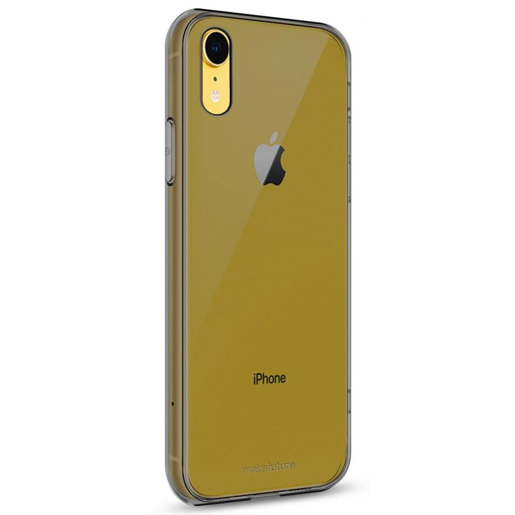 Чехол для моб. телефона MakeFuture Air Case (TPU) Apple iPhone XR Black (MCA-AIXRBK) изображение 2