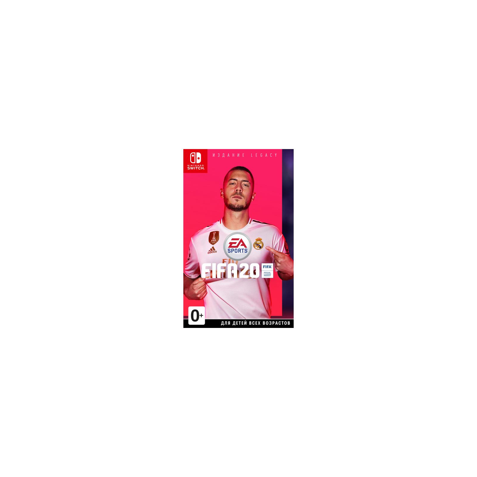 Игра Nintendo FIFA20 (1075424)