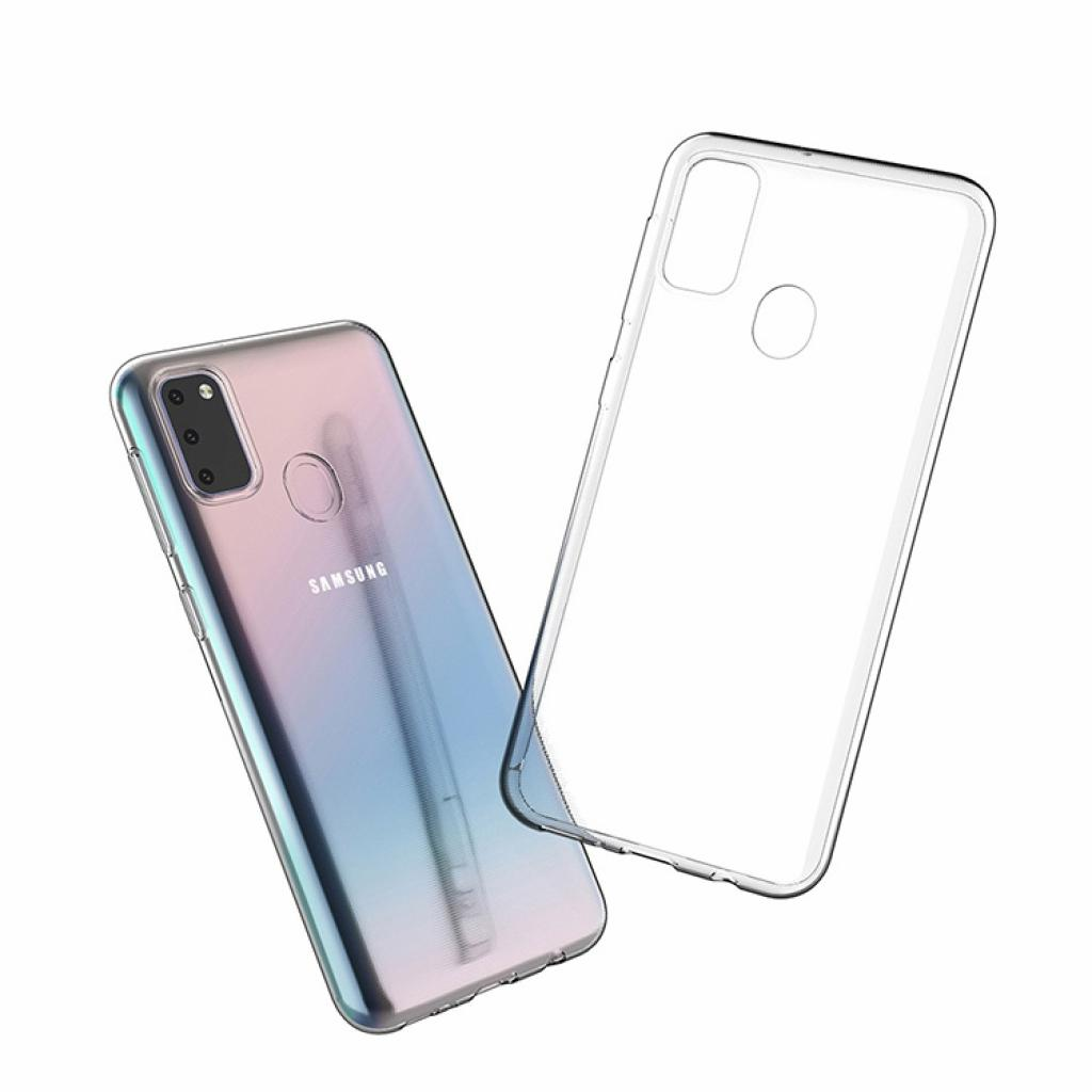 Чехол для моб. телефона BeCover Galaxy M30s SM-M307 Transparancy (704112) изображение 2