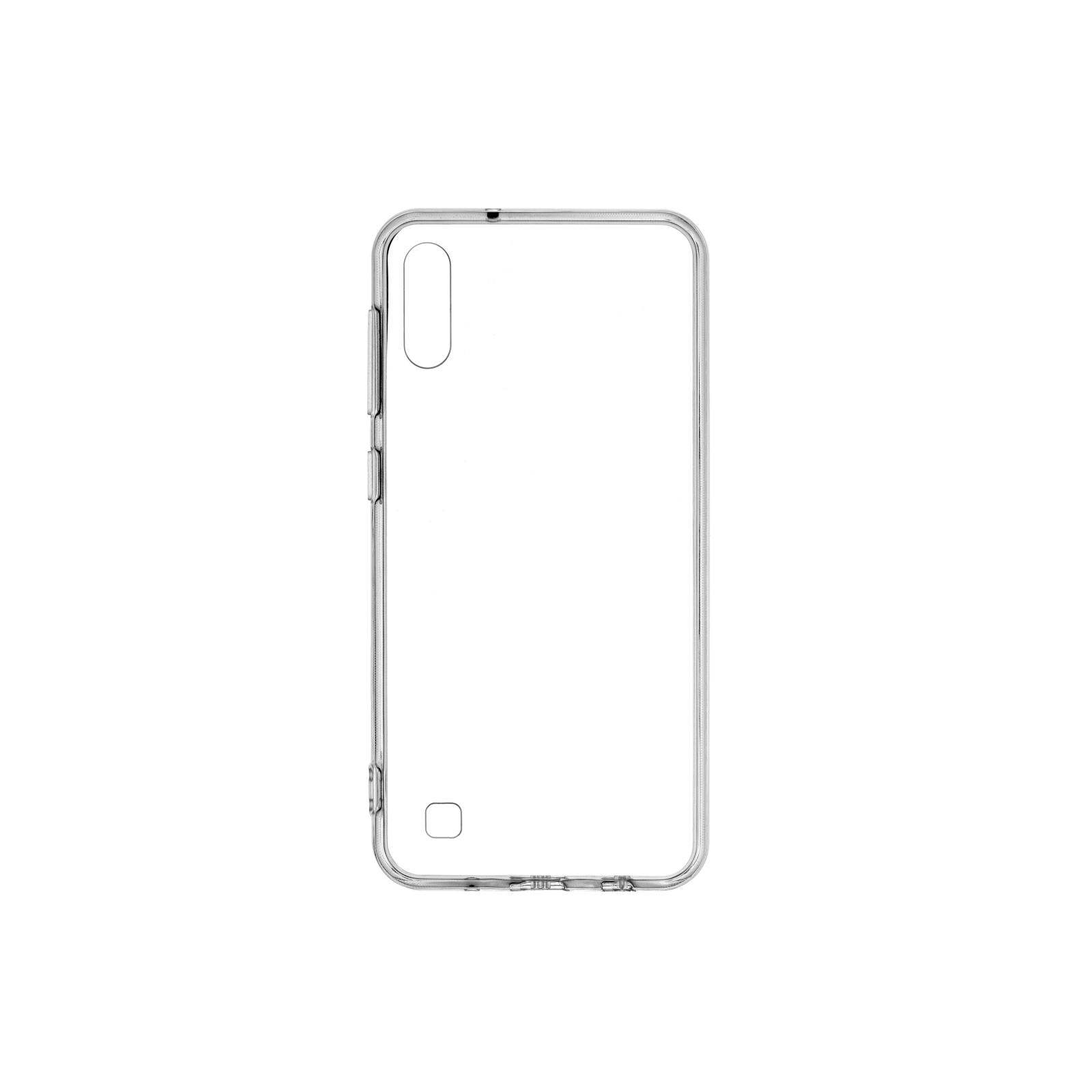 Чехол для моб. телефона 2E Galaxy A10S (A107), Hybrid, Transparent (2E-G-A10S-AOHB-TR)