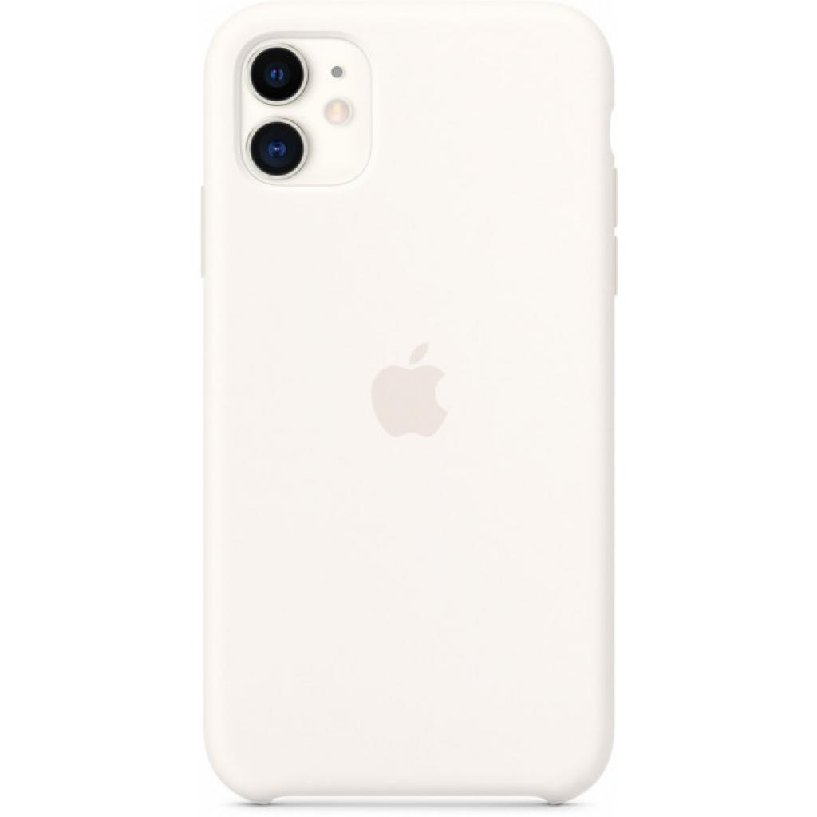 Чехол для моб. телефона Apple iPhone 11 Silicone Case - Black (MWVU2ZM/A)