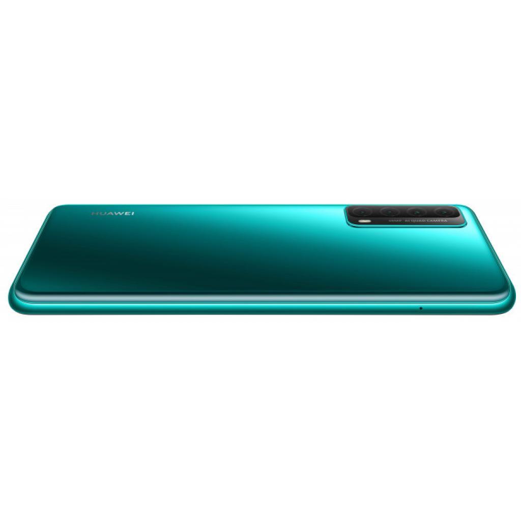 Мобільний телефон Huawei P Smart 2021 4/128Gb Midnight Black (51096ABV) зображення 10