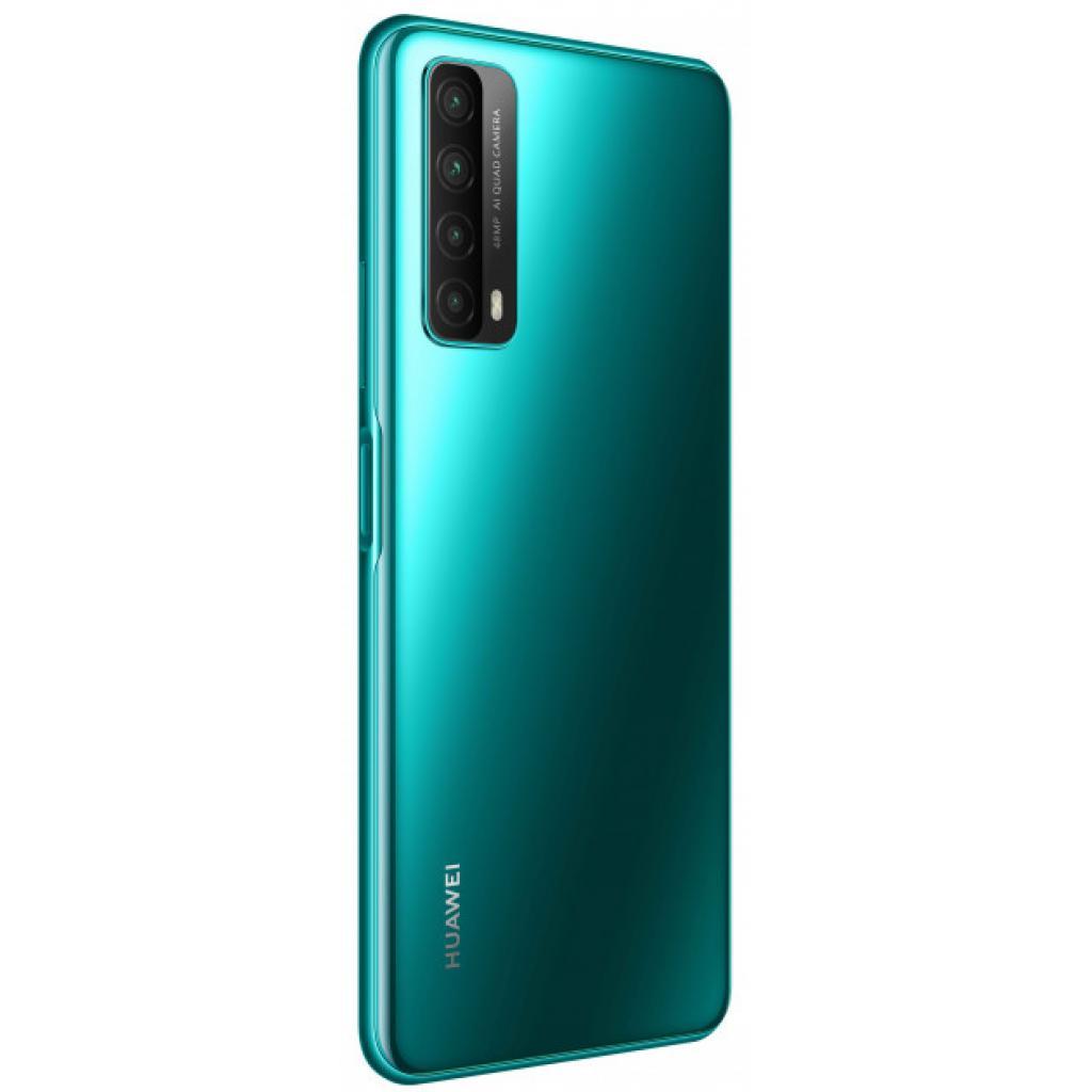 Мобільний телефон Huawei P Smart 2021 4/128Gb Midnight Black (51096ABV) зображення 5