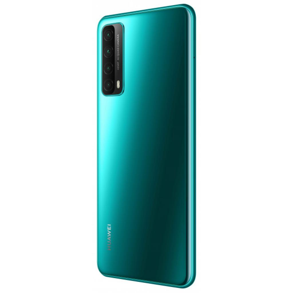 Мобільний телефон Huawei P Smart 2021 4/128Gb Midnight Black (51096ABV) зображення 6