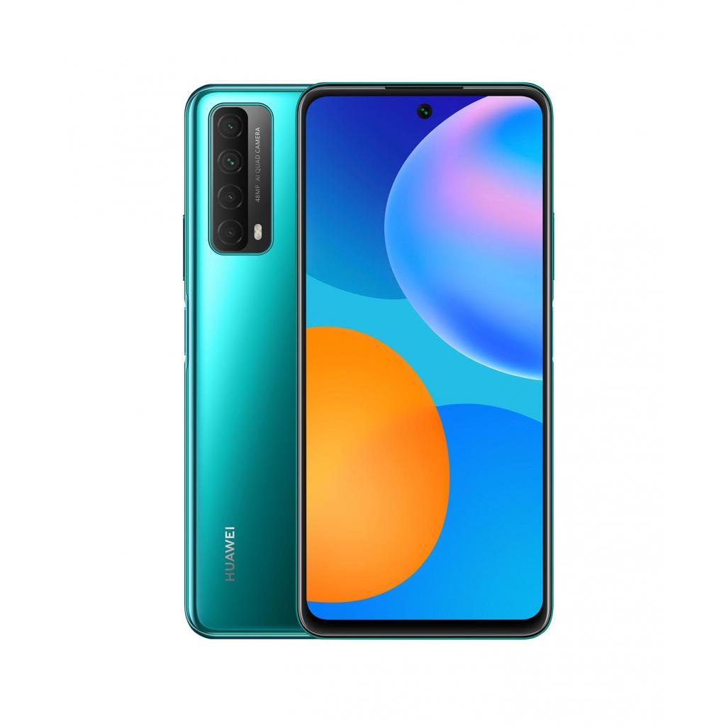 Мобільний телефон Huawei P Smart 2021 4/128Gb Midnight Black (51096ABV)