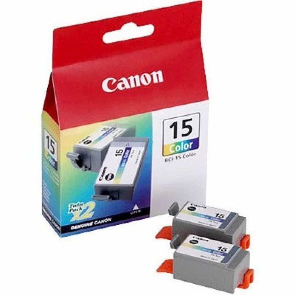 Картридж Canon BCI-15 Color (8191A002)