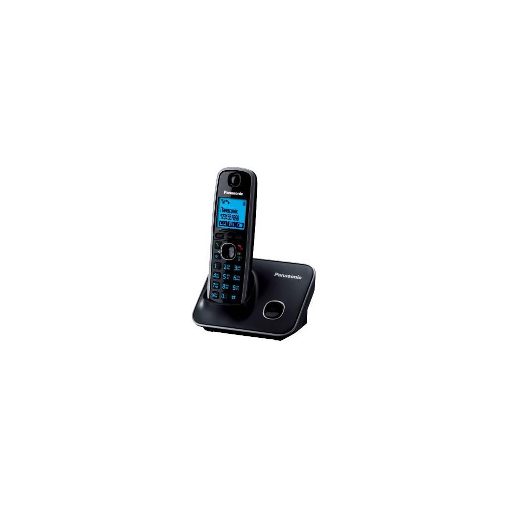 Телефон DECT PANASONIC KX-TG6611UAB