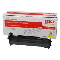 Фотокондуктор OKI C3300/3400/C3450/C3600 Yellow (43460205)